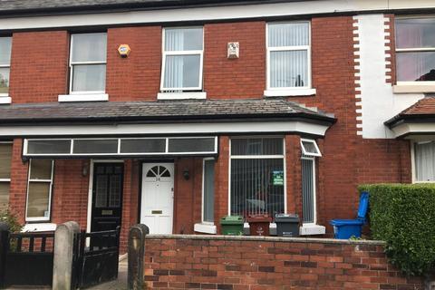 3 bedroom terraced house to rent - Newport Road, Chorlton