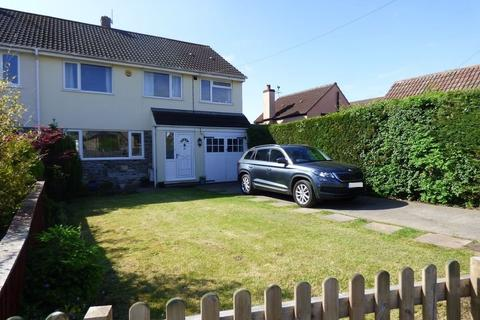 5 bedroom semi-detached house to rent - Church Road, Winterbourne Down, BRISTOL