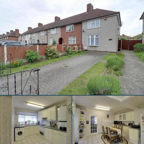2 bedroom end of terrace house for sale - Dagenham