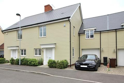4 bedroom terraced house for sale - William Porter Close, Springfield, Chelmsford, Essex, CM1