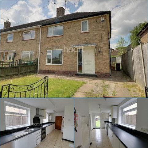 3 bedroom semi-detached house for sale - Listowel Crescent, Clifton, Nottinghamshire