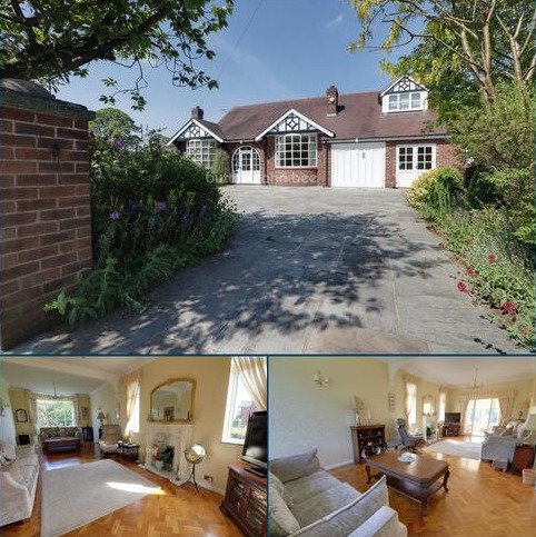4 bedroom detached house for sale - Crewe Road