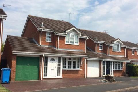 3 bedroom detached house to rent - Leasowe Drive, Perton, Wolverhampton