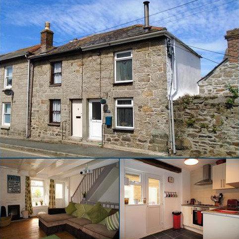 2 bedroom cottage for sale - Higher Green Street, Newlyn TR18
