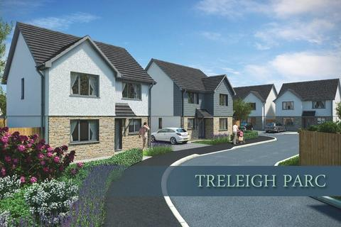 4 bedroom detached house - Treleigh Parc, Treleigh