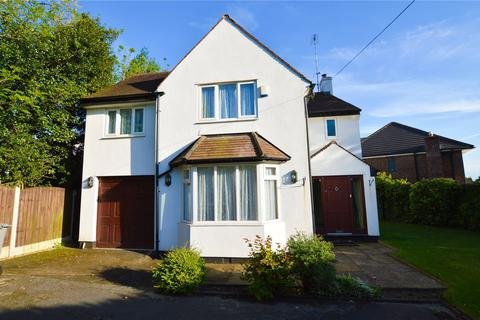 4 bedroom detached house for sale - Hall Road, Bowdon, Cheshire, WA14