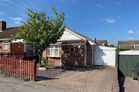 2 bedroom detached bungalow for sale - Grange Drive, Melton Mowbray