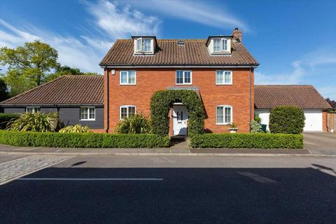 5 bedroom house for sale - The Colby, 1 Old Hall Close, Felixstowe