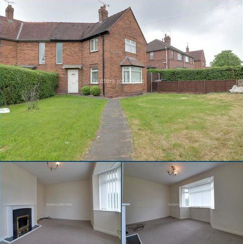 3 bedroom semi-detached house for sale - Selworthy Drive, Crewe