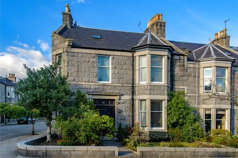 5 bedroom end of terrace house for sale - 25 Salisbury Terrace, Aberdeen, AB10