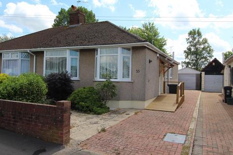 3 bedroom semi-detached bungalow for sale - Petherton Gardens, Whitchurch, Bristol, BS14 9BT