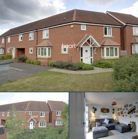 3 bedroom link detached house for sale - Olympia Way, Nottingham