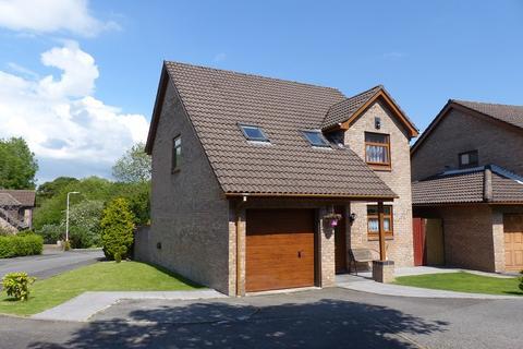 4 bedroom detached house for sale - St. Michaels Way, Brackla, Bridgend, Bridgend County. CF31 2BT