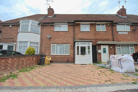 3 bedroom townhouse for sale - Wicklow Drive, Leicester, LE5
