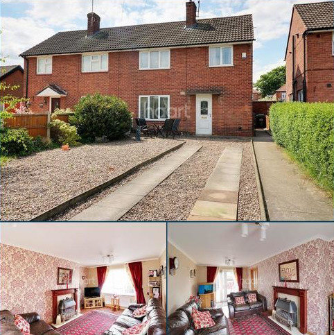 3 bedroom semi-detached house for sale - Tithe Lane, Calverton, NG14