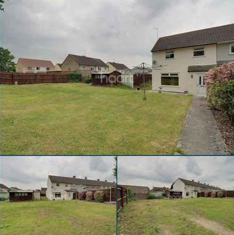 3 bedroom end of terrace house for sale - Charlton Road, Brentry, Bristol, BS10
