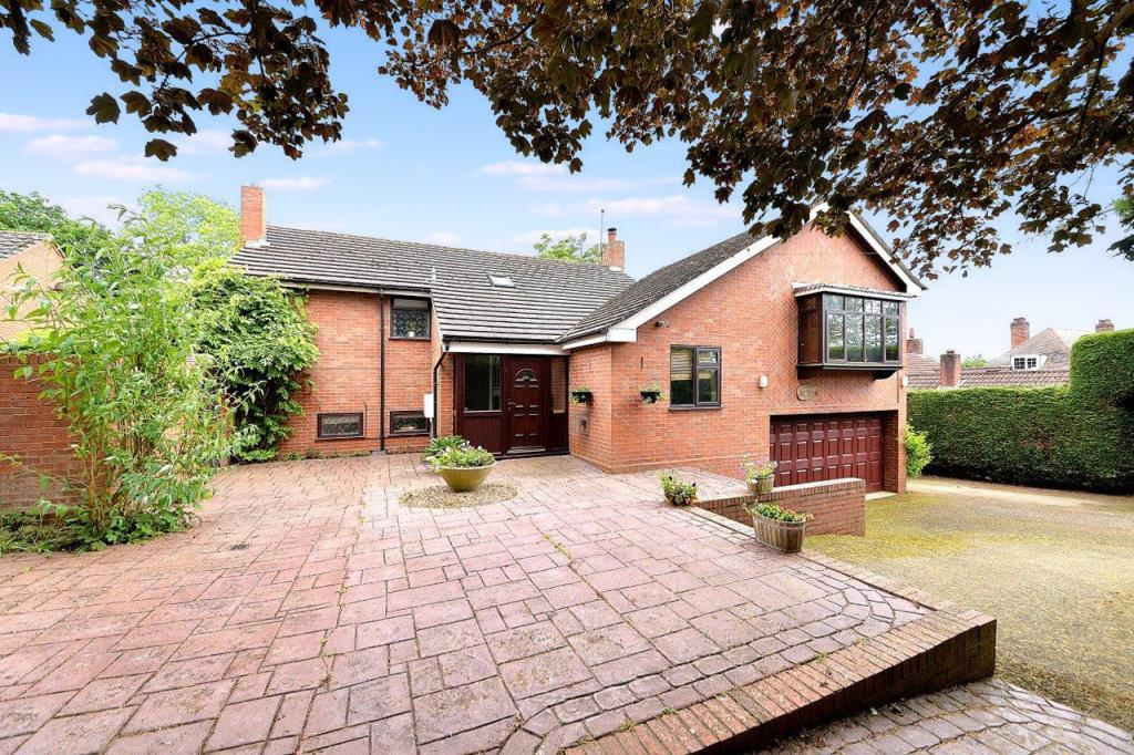 4 Bedrooms Detached House for sale in Whitehill Road, Kidderminster, Worcestershire, DY11