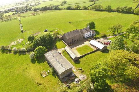 6 bedroom property with land for sale - Irton, Holmrook, Cumbria CA19 1YP