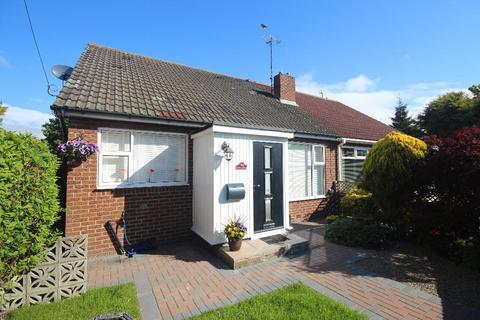 2 bedroom semi-detached bungalow for sale - Windsor Road, Monkseaton, NE25 8EE