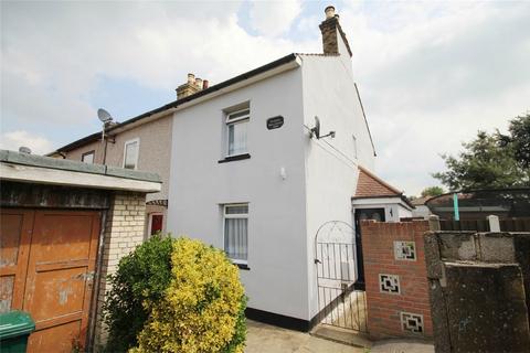 2 bedroom end of terrace house for sale - Phoenix Cottages, 52, Hawthorn Avenue, Rainham, Essex