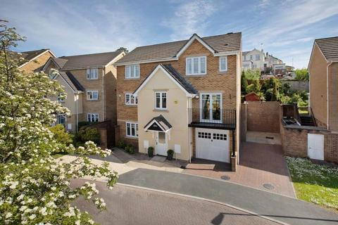 5 bedroom detached house for sale - Sandford View, Newton Abbot