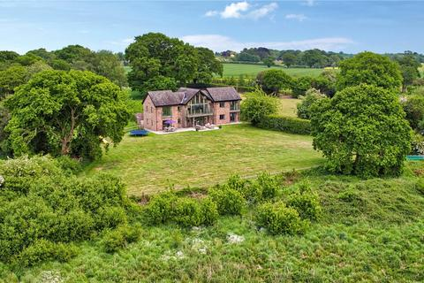 5 bedroom detached house for sale - Moss Lane, Beeston, Nr Tarporley, Cheshire, CW6