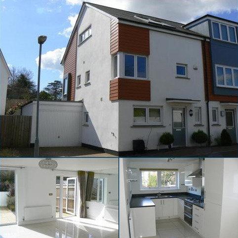 3 bedroom semi-detached house to rent - Moorhaven Close, Torquay