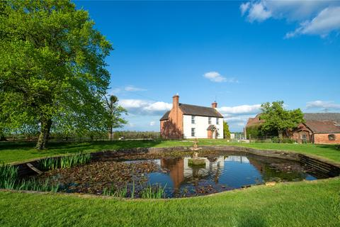 4 bedroom equestrian property for sale - Elmley Lovett, Droitwich, Worcestershire, WR9