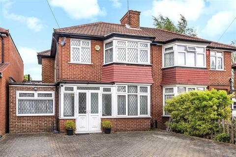 4 bedroom semi-detached house for sale - Ladycroft Walk, Stanmore, Middlesex, HA7