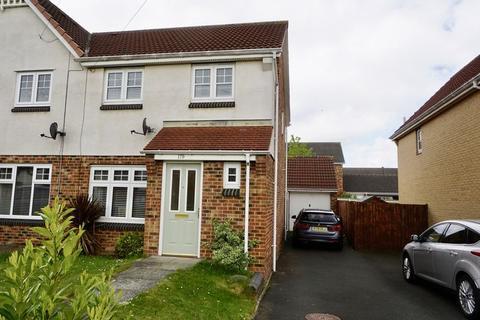 3 bedroom semi-detached house for sale - Chesters Avenue, Longbenton