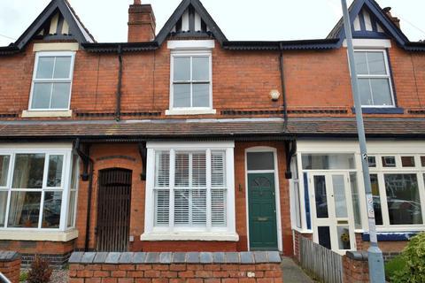 2 bedroom terraced house to rent - 19 Waterloo Road, Kings Heath, B14 7SD