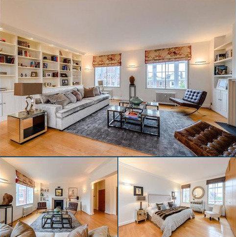 3 bedroom flat for sale - Phillimore Court, Kensington High Street, London