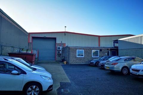 Property for sale - HORNET CLOSE - LIGHT INDUSTRIAL UNIT FOR SALE