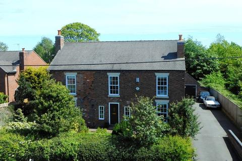 5 bedroom detached house for sale - Wybunbury Road, Willaston