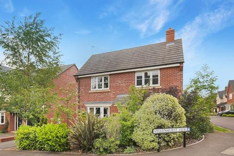 4 bedroom detached house for sale - Syllenhurst View, Crewe