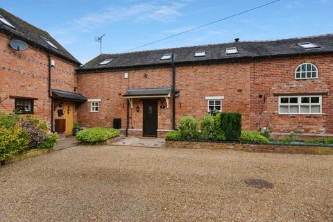 3 bedroom barn conversion for sale - Whitgreave Lane, Whitgreave, Stafford