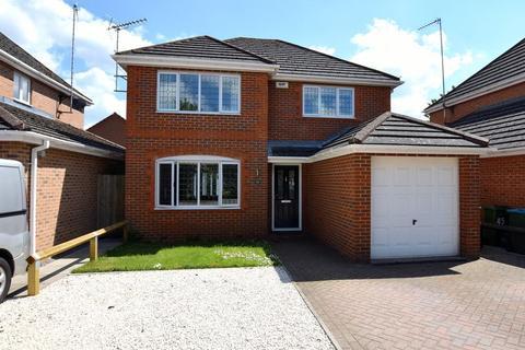 4 bedroom detached house for sale - Briskman Way, Aylesbury