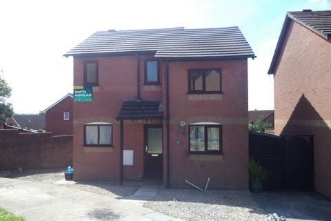 3 bedroom detached house to rent - Robins Hill, Brackla, Bridgend, CF31 2PJ