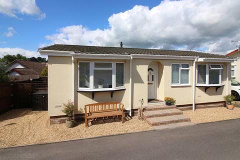 2 bedroom mobile home for sale - Valdean Park, The Dean, Alresford, Hampshire