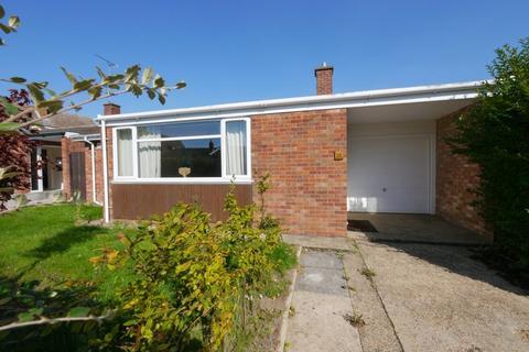 3 bedroom detached bungalow for sale - Norfolk Crescent, Framlingham