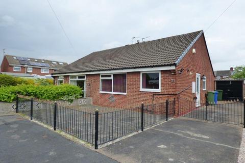 2 bedroom semi-detached bungalow for sale - Formby Close, Inglemire Lane, Cottingham