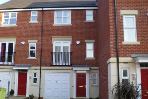 3 bedroom townhouse to rent - Davies Close, Market Harborough