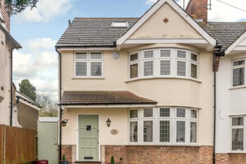 4 bedroom semi-detached house for sale - Alverstone Avenue, East Barnet, Barnet, EN4