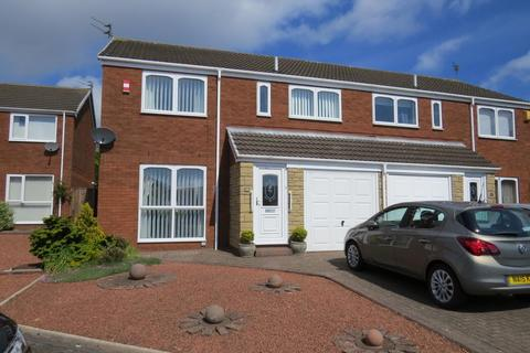 4 bedroom semi-detached house for sale - Waterford Green, Ashington