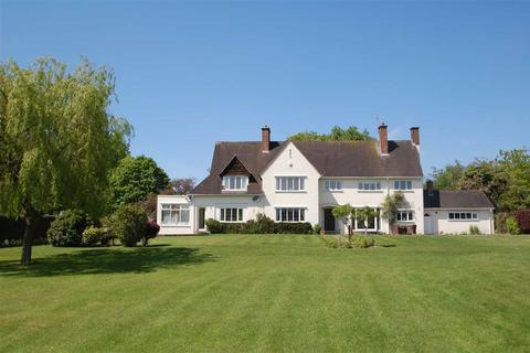 4 bedroom detached house for sale - Wilmslow Road, Woodford, Cheshire