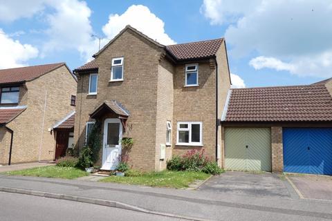 3 bedroom detached house for sale - Brashland Drive, East Hunsbury, Northampton