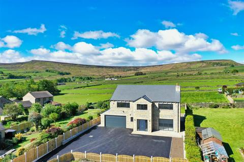 4 bedroom detached house for sale - 125a Slaithwaite Road, Meltham, Holmfirth, HD9 5PW