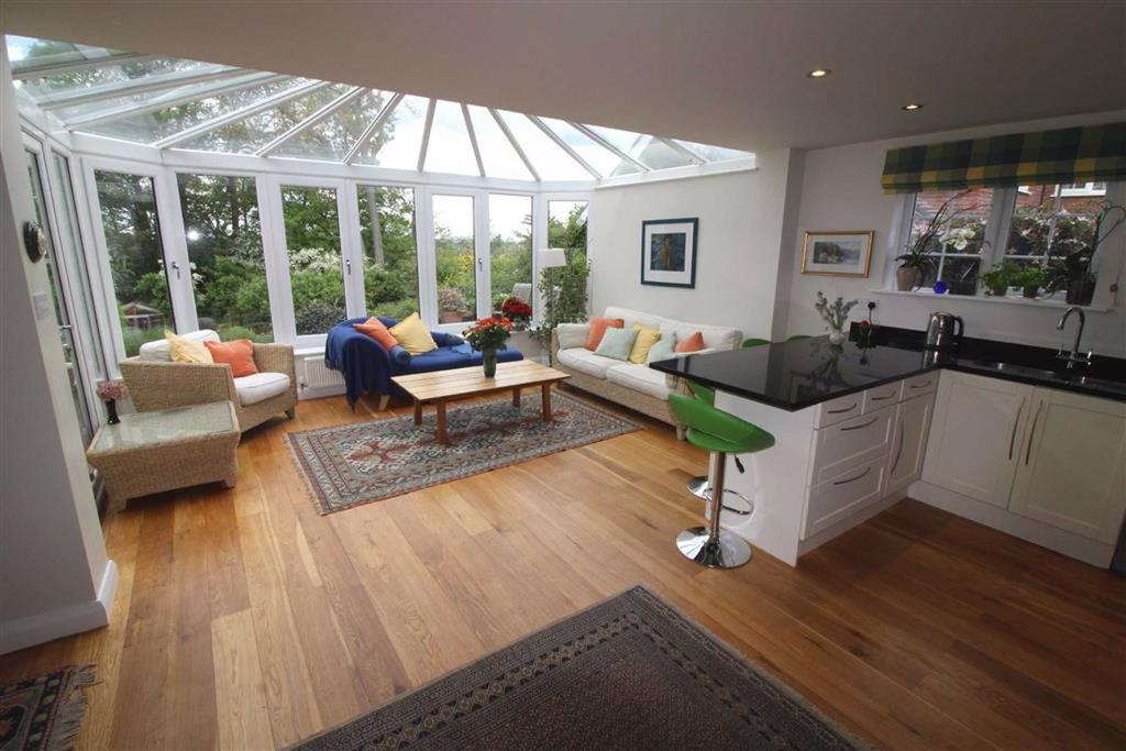 Family area\conservatory