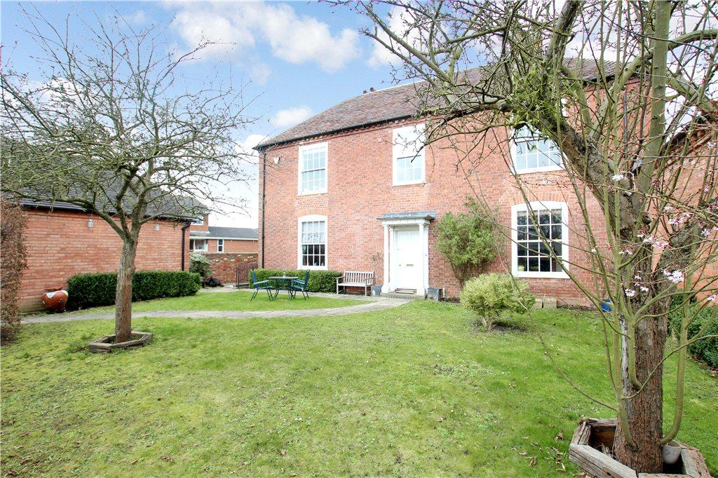 4 Bedrooms Semi Detached House for sale in Sherridge Road, Leigh Sinton, Malvern, Worcestershire, WR13