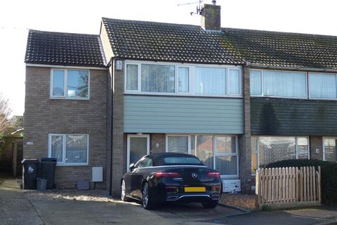 3 bedroom terraced house to rent - Rhodaus Close, Canterbury